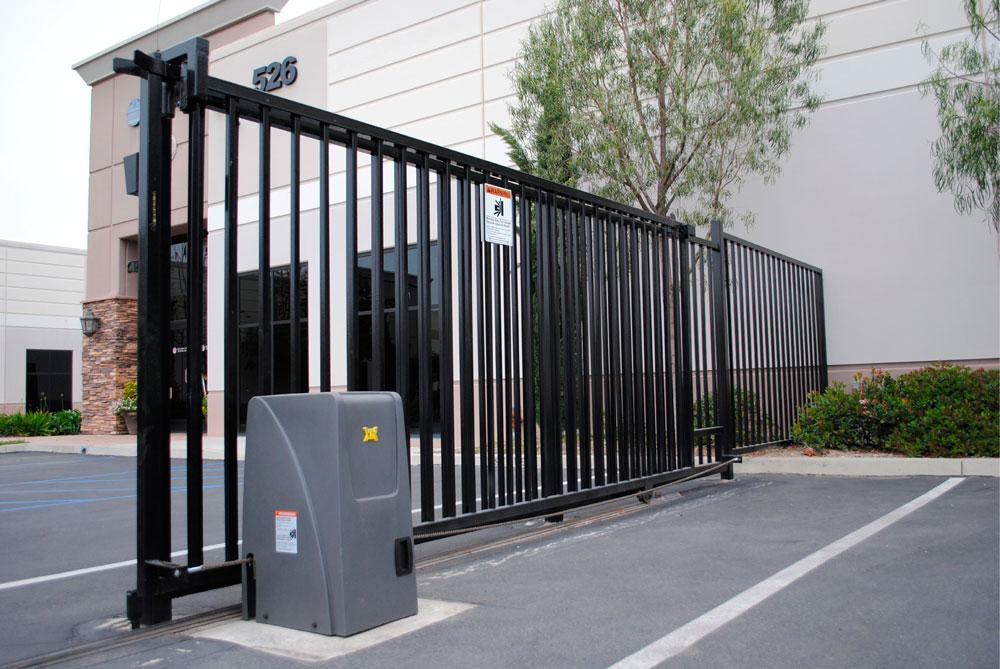 Portão Eletrônico